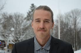 Isak Stoddard, forskare och medlem i Researcher's desk